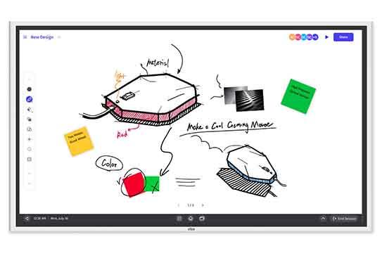 Vibe Interactive Display